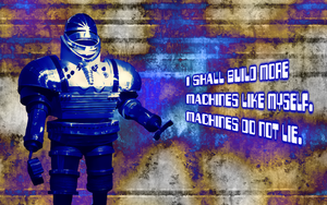 Machines Do Not Lie by Leda74