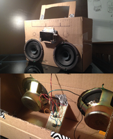 BoomBox by Roboinc