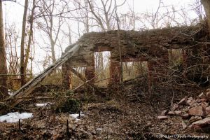 Seneca Creek Ruins 4 by JimOKeefePhotography