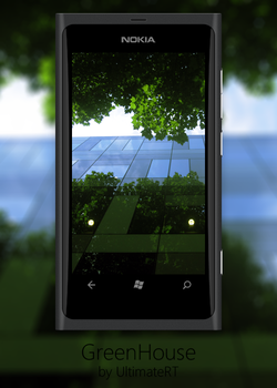 GreenHouse (For handhelds) by UltimateRT