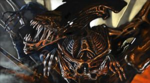 Aliens - Queen of Xenomorph by greQ111