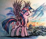 The past is gone by Tomek2289