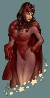 AH scarlet witch by cakes