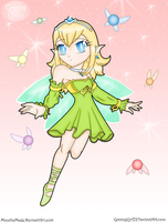 Fairy Mizu -Preview- by GamingGirl73