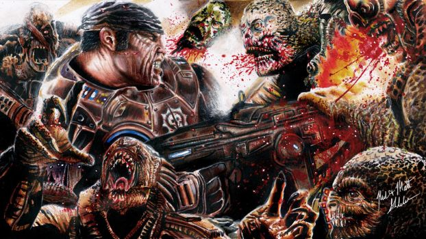 GOW3: Hell Unleashed by Twynsunz