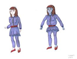 blueberry progression pg. 1 by timebaby3