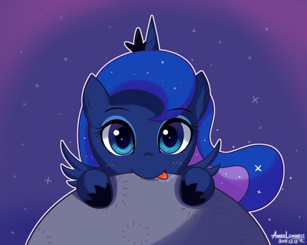 Moonsphere by VanillaFox2035