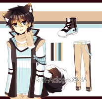 [CLOSED] Adopt- Pup 06 by Ruri-Adopts