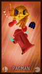 Smash Brothers : Pac-Man by StorlazeArt