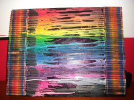Crayon Art 2 by PiggyPotter