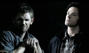 Sam, Lucifer, and All of the Sass by drspacey