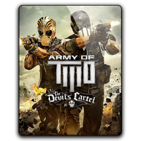 Army Of Two - The Devil's Cartel by dander2