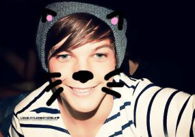 One Direction  Louis by SMILERLOVATICedition