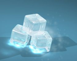 triple ice cube by mikeandlex