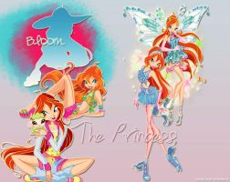 Bloom winx by stelenaanddelena
