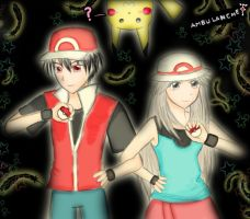 AT : Pokemon for 2kaon by Ambulanche
