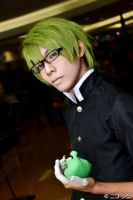 Midorima Shintaro by JohnAmuroRey