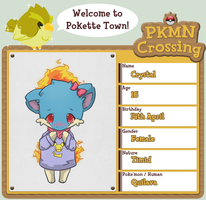 PKMN Crossing - Crystal by Angel-Espy