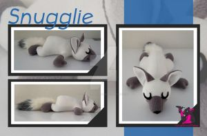 Pluis - Snugglie by FurryFursuitMaker