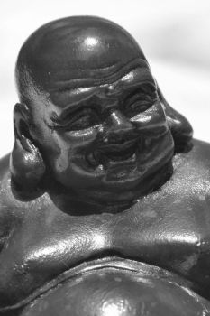 Happy Buddah by jessebeans