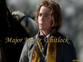 Major Jasper Whitlock by SPRSPRsDigitalArt