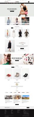 Famiza Clean and Modern Sectioned Shopify Theme by artistsanju