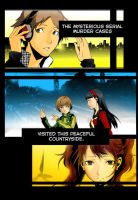 persona manga in colors by arthur-dono