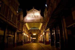 Leadenhall Market by spurs06