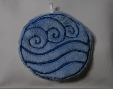 Water Tribe plush keychain [FOR SALE] by Uminohoshi