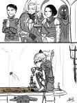 Toosday Doodles: Adventures with Lavellan by SarahMillerCreations