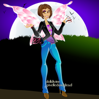Gift- Chic Fairy Christine by Supremechaos918
