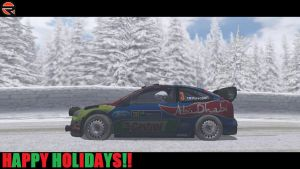 HAPPY HOLIDAYS -for all- by Jonny683