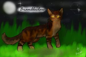 Brambleclaw by leftysmudgez