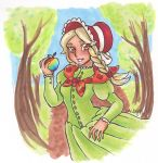 MLP Young Granny Smith by nickyflamingo