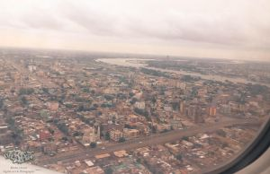 Khartoum from the Sky by zooz898