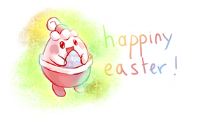 Happy Easter by Arcamira