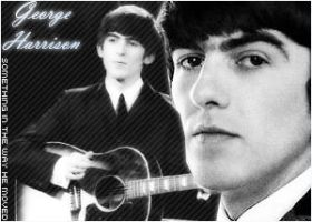 George Harrison by Ringo64