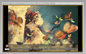 Featured Page: Mirabai Design - UNITED STATES by SpotTheArtography
