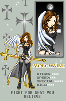 New Challenger - Morg pix ID by Morgwaine