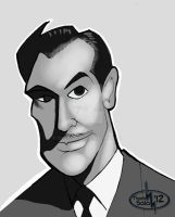 Vincent Price by thomsolo