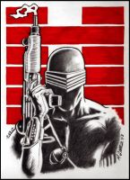 Snake Eyes by Insanemoe