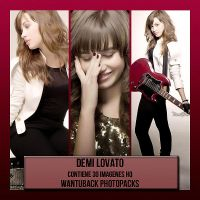 Photopack 393: Demi Lovato by PerfectPhotopacksHQ
