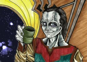 Garak by Necr0w