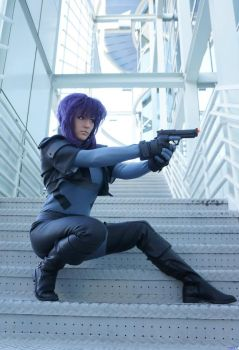 Ghost In The Shell by Blondie1419