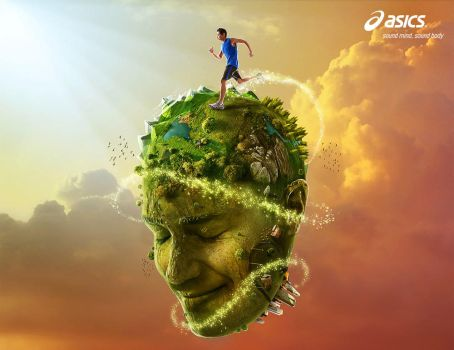Asics Global by Ethernity