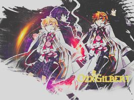 PandoraHearts - OzxGilbert by CrazyAdicctionForYou