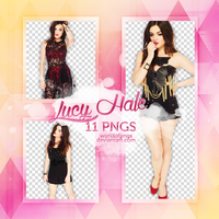 Pack Png 337 - Lucy Hale by worldofpngs