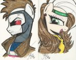 Xmare OTP by PonyGoddess