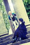 Pandora Hearts - Jack and Glen by Majin-sama