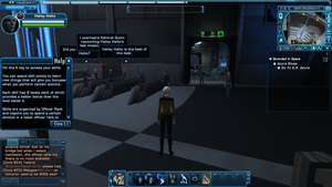 STO Hailey Is Popular by KaptynQerq